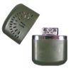 Benzínový ohřívač MT-PLUS olivový