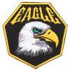 Nášivka - Orel Eagle