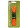 Vojenský PARACORD náramek BCB orange