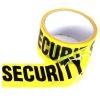 Páska security žlutá – zábrana