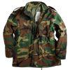 Polní bunda M65 - woodland - US ARMY - nová