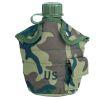 Polní láhev orig. U.S. + maskáčový obal