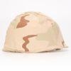 Potah na helmu US type - DESERT3