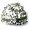 Kamuflážní povlak na helmu SNOW CAMO