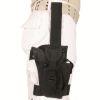 Pouzdro pistolové STEHENNÍ  MS BW  - Černé