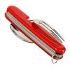 Skládací příborový nůž BCB červený