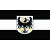 Vlajka Prusko - Západ