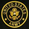 Osuška s motivem - US ARMY