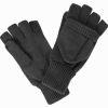 Multifunkční rukavice 2v1 černé