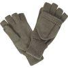 Multifunkční rukavice 2v1 olivové