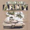 Triko béžové DESIGN ARMY 1