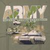 Triko olivové DESIGN ARMY 2