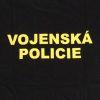 Triko s potiskem - VOJENSKÁ POLICIE