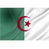 Vlajka Alžírsko