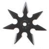 Hvězdice NINJA černá - 7 cípů