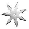 Hvězdice NINJA chrom - 7 cípů