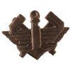 Odznak ČSLA Železniční vojsko bronzový