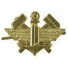Odznak ČSLA Železniční vojsko zlatý