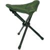 Skládací židle  Trojnožka  - Olivová