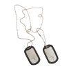 ID známka MEDICAL Stříbrná