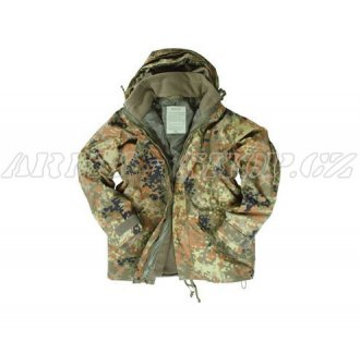 Parka Cold Weather 2v1 Flecktarn