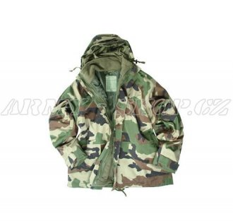 Parka Cold Weather 2v1 CCE camo
