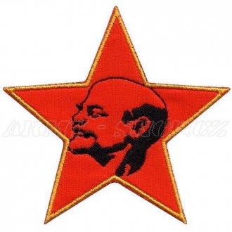 Nášivka Hvězda Lenin