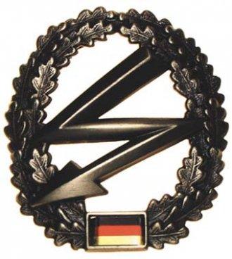 Odznak rozlišovací BW velký - Spojovatelé