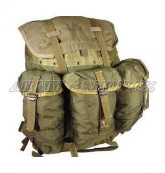 Batoh A.L.I.C.E - 55l - olivová - komplet