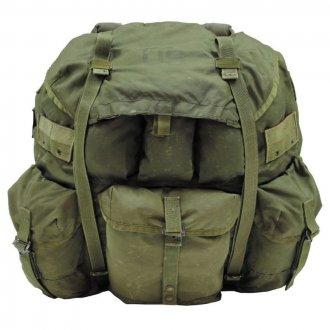 Batoh A.L.I.C.E - 75l - olivová - komplet