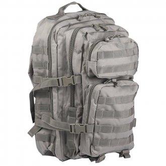 Batoh vojenský US ASSAULT PACK 30L - šedý