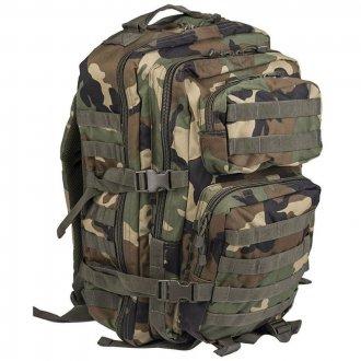 Batoh vojenský US ASSAULT PACK 30L - woodland