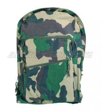 Batoh Day Pack 22L - Woodland