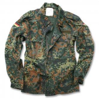 Blůza maskáčová - orig. Bundeswehr