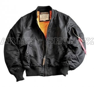Bomber ALPHA MA-1 VF 59  black