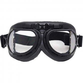 Letecké brýle - Černěné obruče