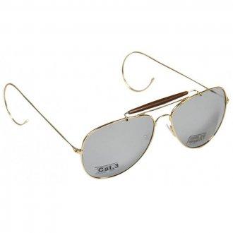Brýle U.S. Air Force style - Zrcadlové