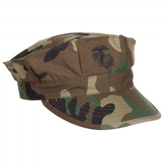 Čepice Marines Corps - woodland