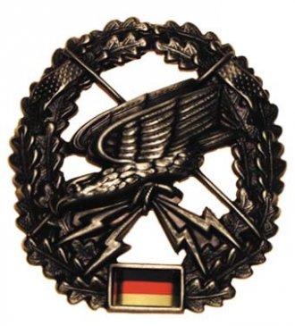 Odznak rozlišovací BW velký - Špionážní jednotka