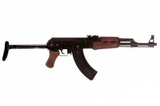 Samopal AK-47 sklopka