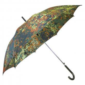 Vystřelovací maskáčový deštník - BW camo