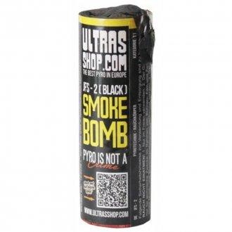 Dýmovnice SMOKE BOMB ultras ČERNÁ