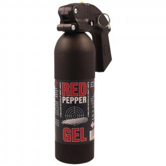 Pepper RED GEL GRAPHITE 400ml security