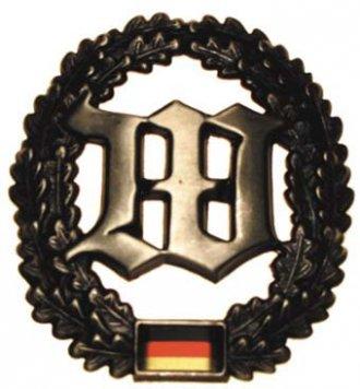 Odznak rozlišovací BW velký - Hlavní strážný