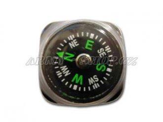 Kompas mini na hodinky - plastový