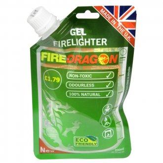 Hořlavý GEL Firedragon 200ml
