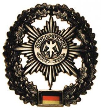 Odznak rozlišovací BW velký - Horská jednotka