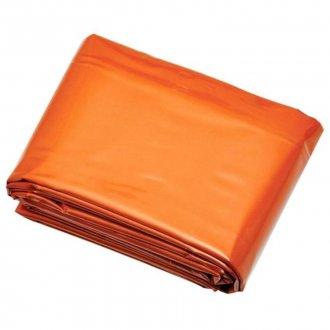 Survival blanket MFH oranžovo/stříbrná