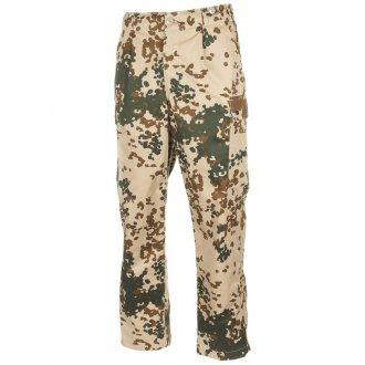 Kalhoty kapsáče BW pouštní Mil-Tec
