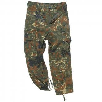 Kalhoty Dětské MIL-TEC punktarn